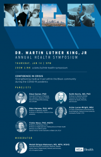 Dr. Martin Luther King, Jr., Annual Health Symposium