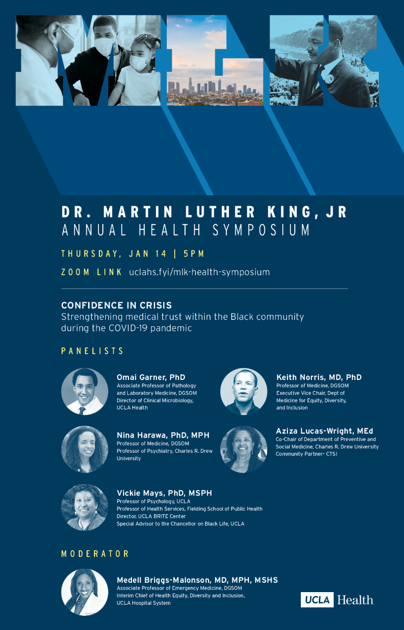 You are currently viewing Dr. Martin Luther King, Jr., Annual Health Symposium