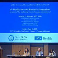 UCLA GIM&HSR Martin Shapiro Annual Health Services Research Symposium