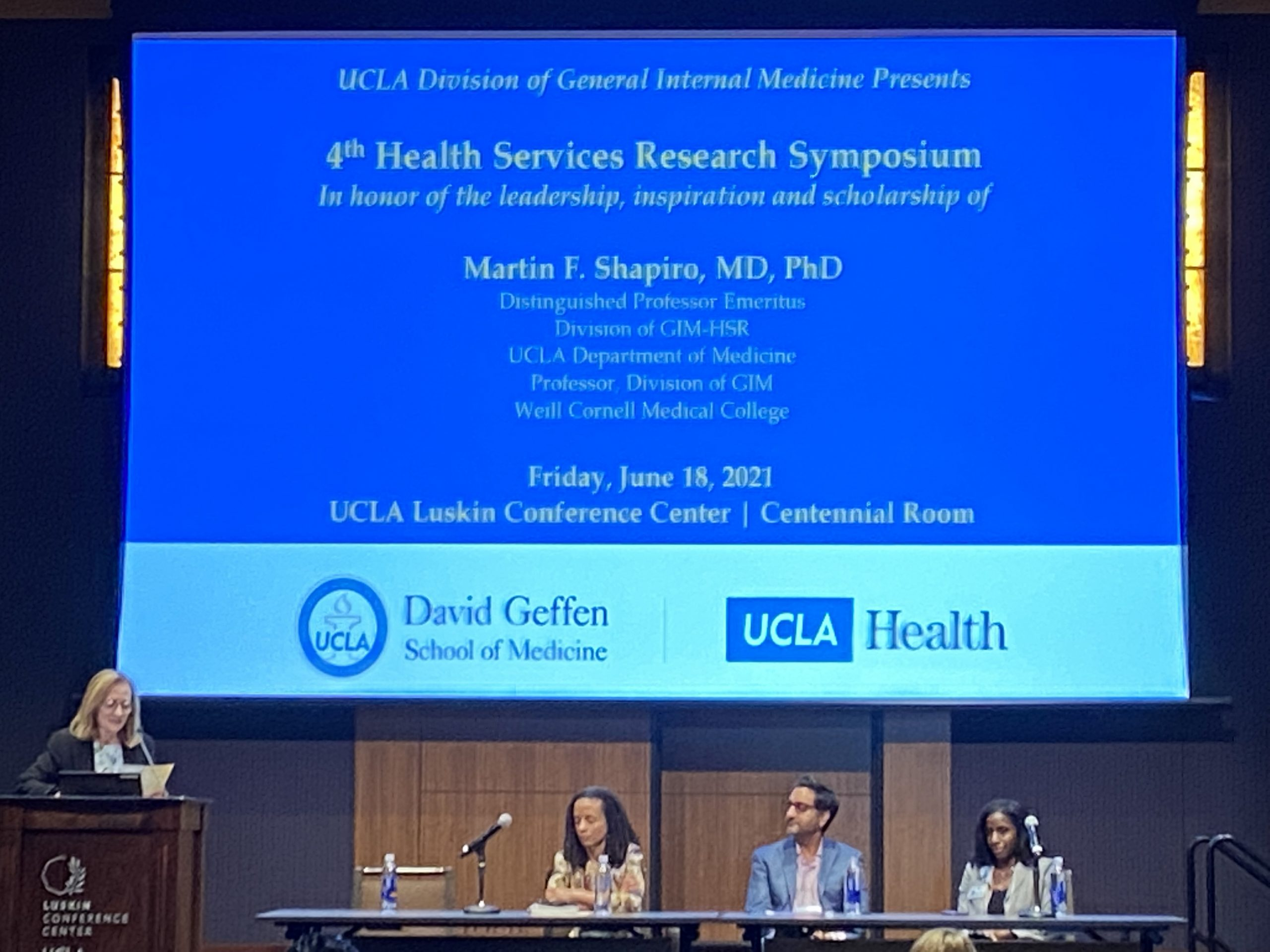 4th Health Services Research Symposium