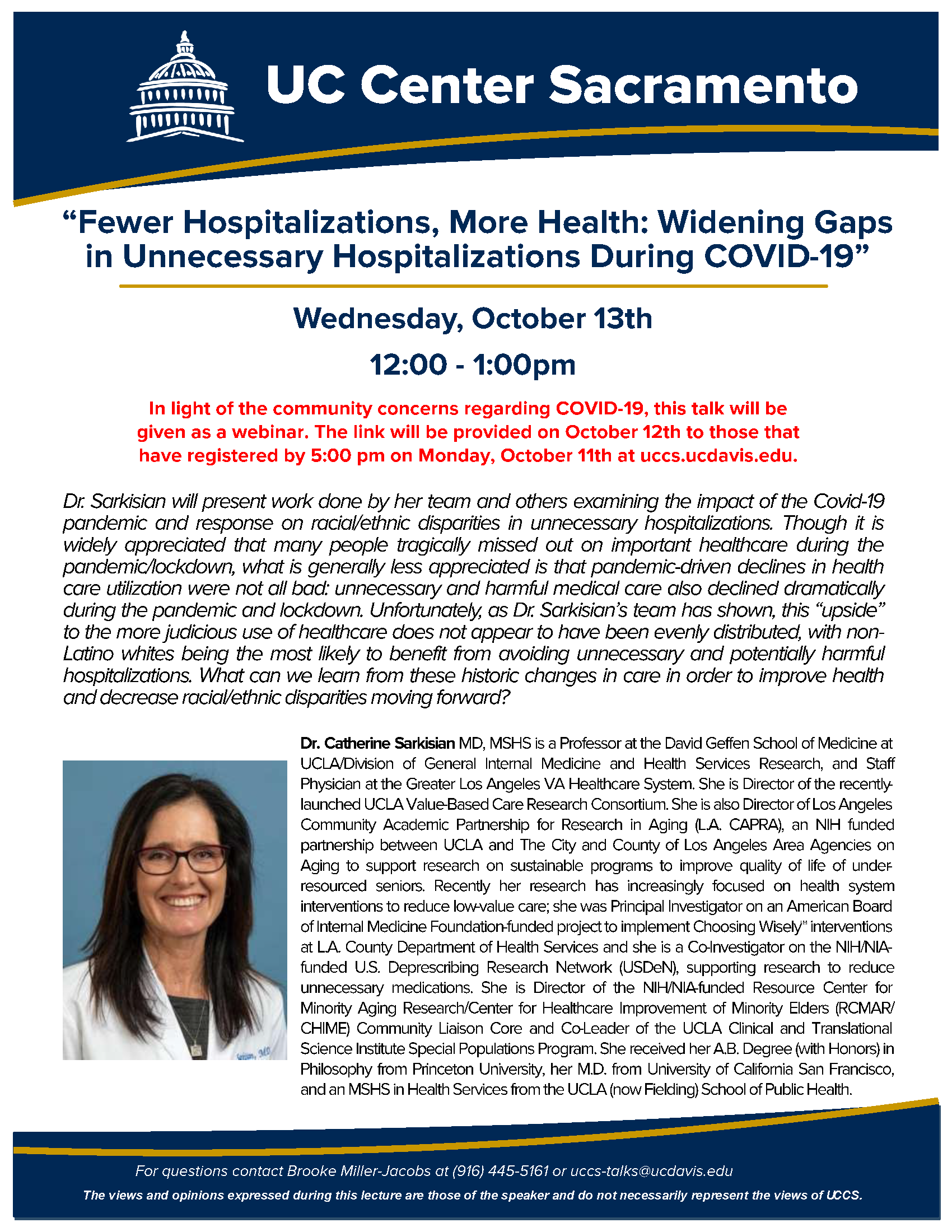 You are currently viewing Fewer Hospitalizations, More Health: Widening Gaps in Unnecessary Hospitalizations During COVID-19